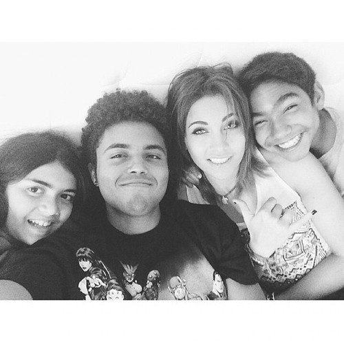 Blanket, Donte, Paris and Royal