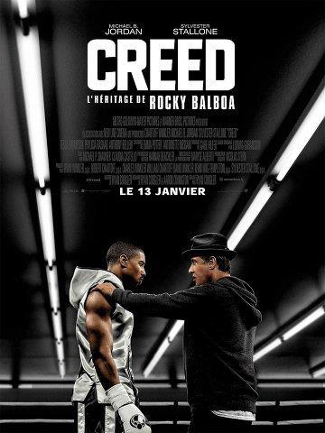 Creed - L'Héritage de Rocky Balboa.