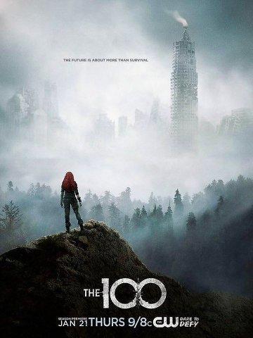 "Serie ""The 100"" saison 3"