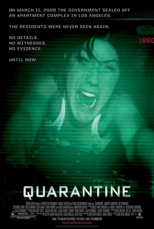 """Film """"En Quarantaine 1"""""""