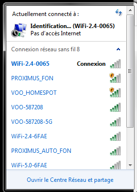 Wifi.