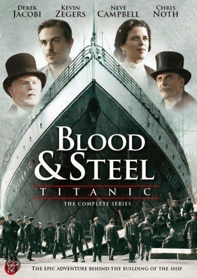 "Série "" Titanic - Blood & Stell"""
