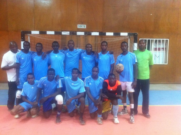Université Abdou Moumouni Handball Club,la renaissance