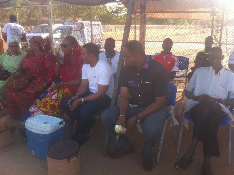 L'amicale des anciens handballeurs du Niger toujours présente au rendez-vous des jeunes