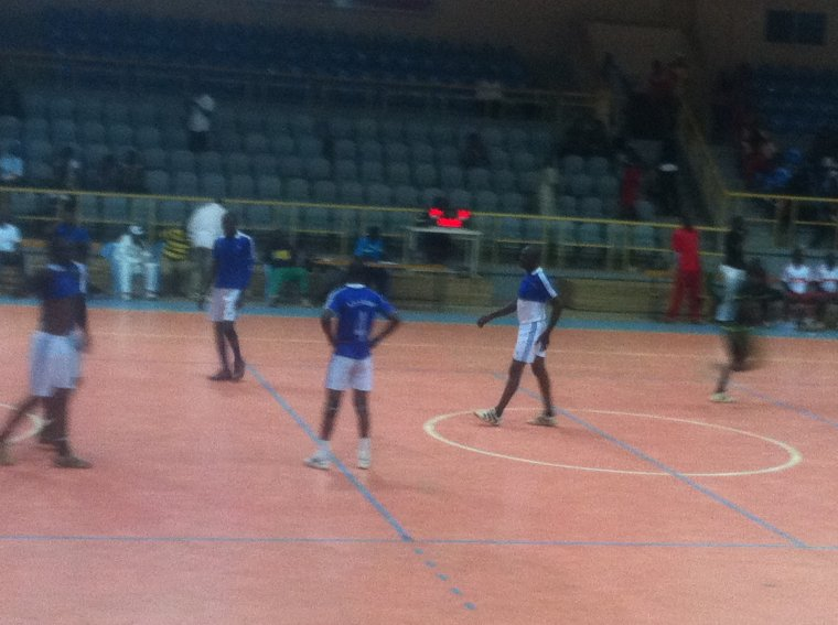 match amical: as stade - rimbo