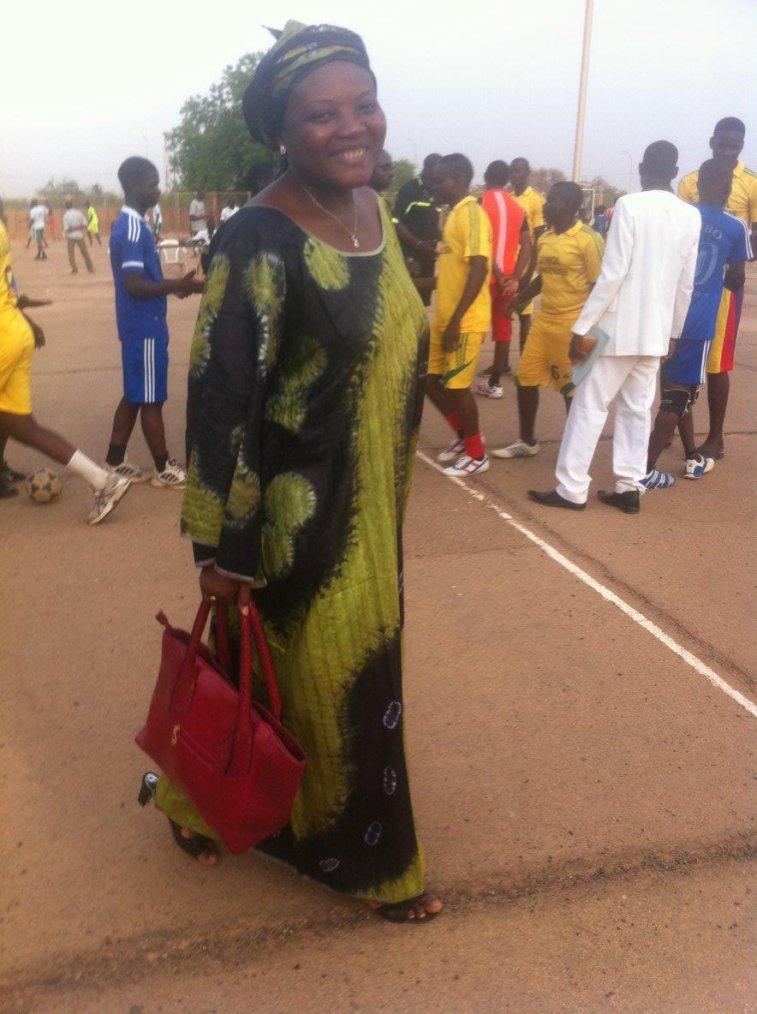 l'équipe nationale du Niger en route pour Lomé au Togo