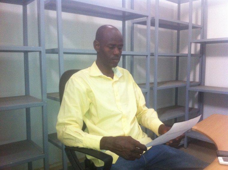 interview du président de l'amicale des anciens handballeurs du Niger: le handball c'est dans mon sang
