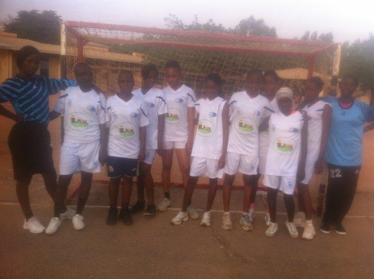 Un tournoi de handball : le tournoi de l'amitié sans la GNN
