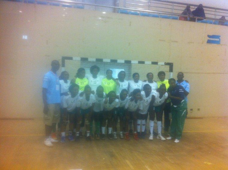 DEUXIEME JOURNEE: COTE D'IVOIRE - NIGERIA (DAME)