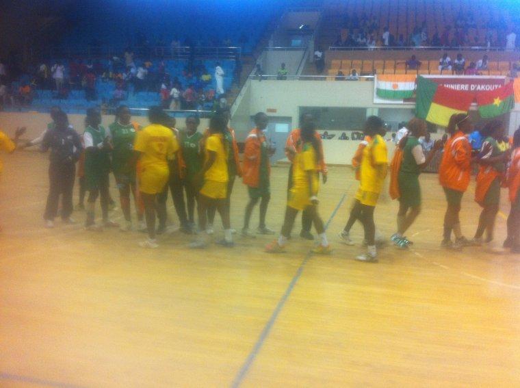 TROISIEME JOURNEE: BENIN - NIGER (DAME)