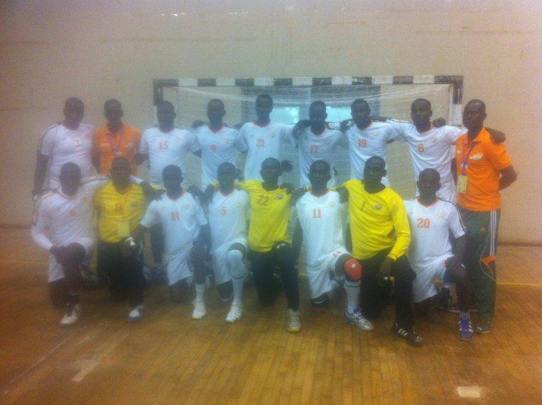 TROISIEME JOURNEE: COTE D'IVOIRE - NIGER (HOMME)