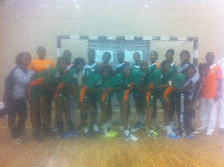2eme B- 2eme A: BENIN – COTE D'IVOIRE (DAME)