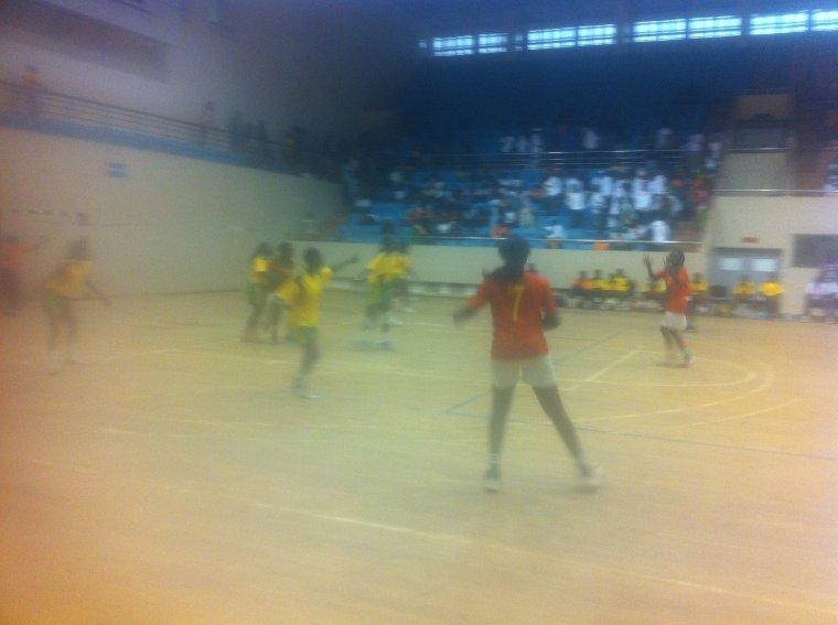 FINALE (DAME) BURKINA-FASO - NIGERIA