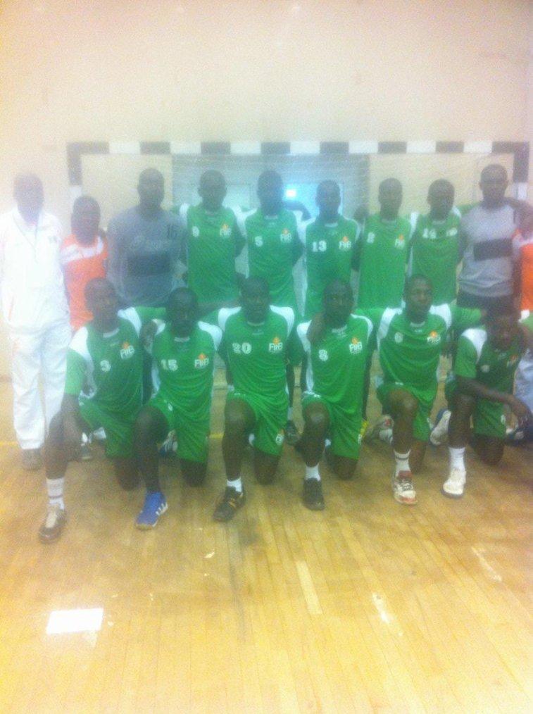 FINALE (HOMME) COTE D'IVOIRE – NIGERIA