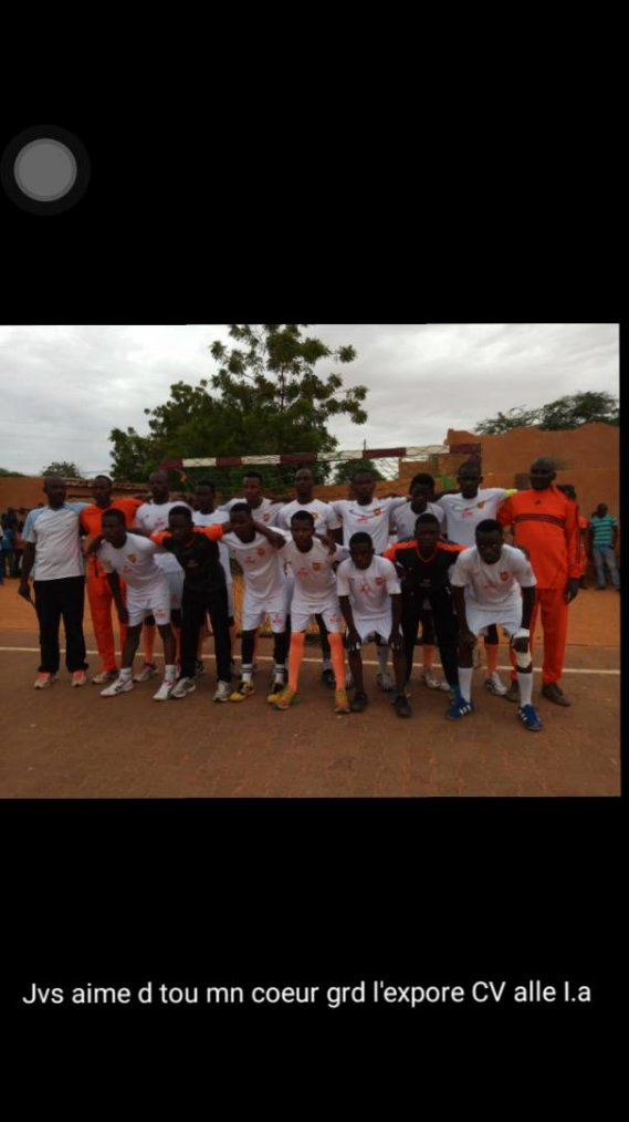 L'AS FAN CHAMPIONNE DU NIGER DE HANDBALL 2018