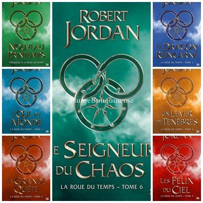 La roue du temps, Robert Jordan