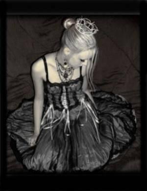 ♱La vie en noire, L'amour en sang, Vos coeur saigné à blanc♱