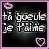 """Tagueul Antoine je t""""aime !"""
