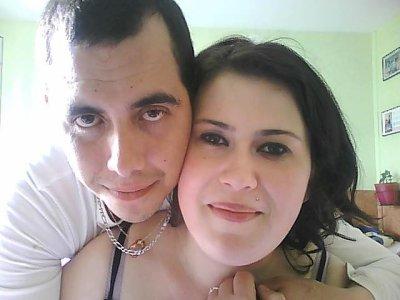 moi et mon homme de ma vie ke jaime bocu et je tien enormement a lui gros bisous mon coeur je taime
