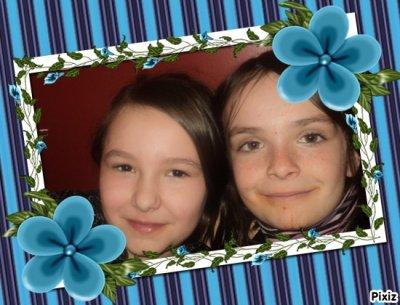 elodie et moi