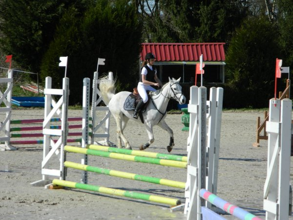 Concours Chartres Equitation => 14 / 04 /13