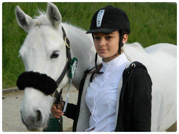 Merci pour tout ce que tu m'offres mon poney ♥