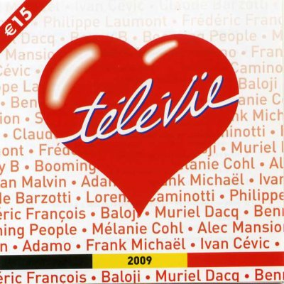 Télévie : CD
