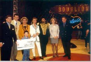 Télévie : 25 mars 1995