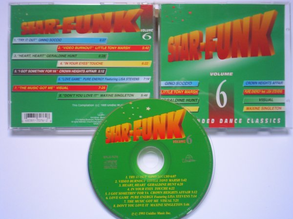 star funk 6
