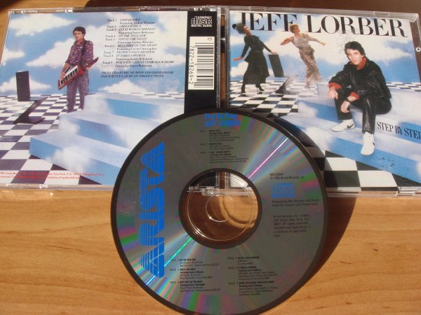 jeff lorber cd step by step