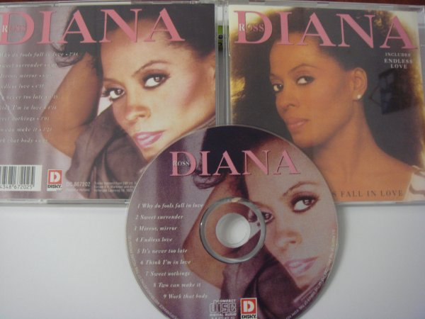 DIANA ROSS 1981 Why do fools fall in love