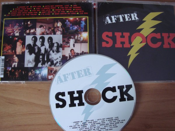 Shock CD After Shock