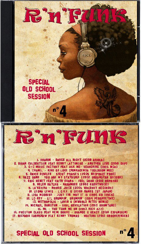 R'n'FUNK 4 - Special Old School Session