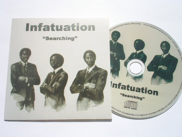 Infatuation 1984 Searching CD