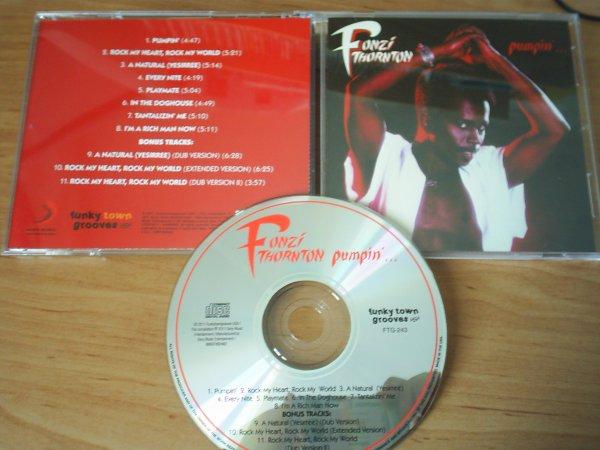 Fonzi Thornton 1984 Pumpin'