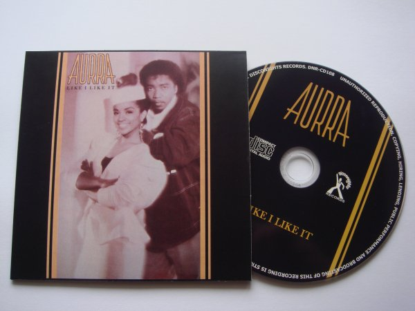 Aurra 1986 Like I Like It [Papersleeve Edition]