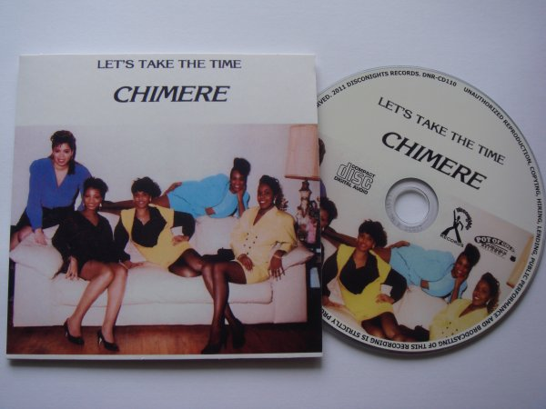 Chimere 1982 Let's Take The Time [Papersleeve Edition]