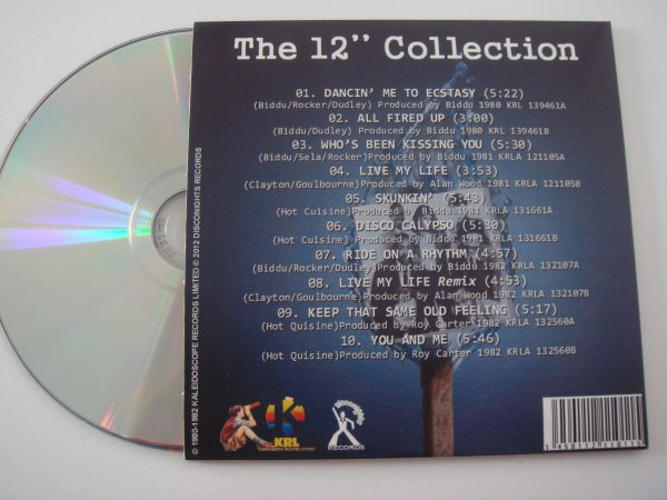 "Hot Cuisine 12"" collection"