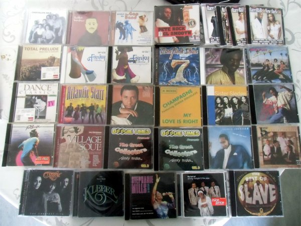 CDs à vendre