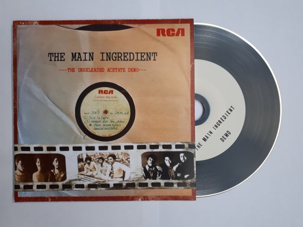 The Main Ingredient - The Unreleased Acetate Demo