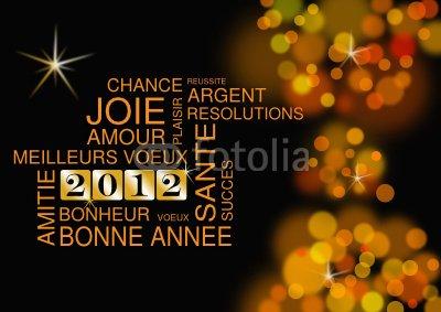 bonne année a tous
