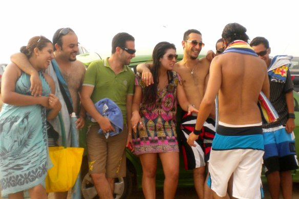 Playa , Summer 2010