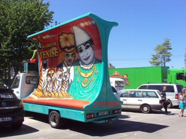 cirque de venise