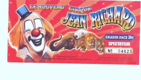 nouveau cirque jean richard