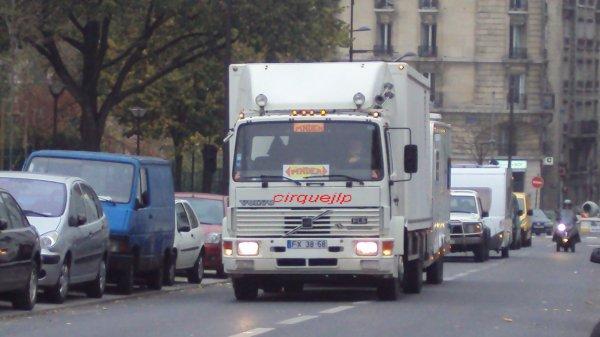 Cirque pinder a paris 2011