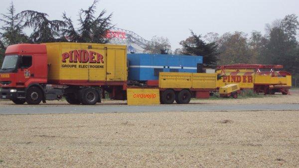 Cirque pinder a paris 2011.