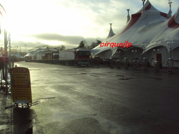 Cirque Arlette Gruss paris