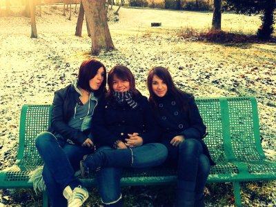 La bande de filles AP <3