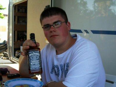 Wam av ma Jack Daniel'S pour l'Apéro a l'Ils de Ré  8-p