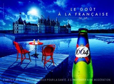 """1664 """"Un gout à la Française"""""""